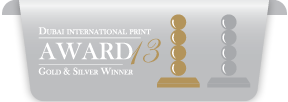 Dubai International Print Award Winner